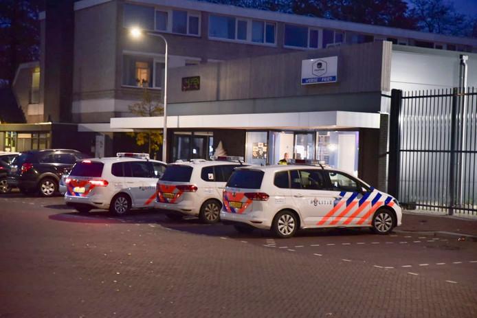 Zondagavond vond de vierde beroving van het weekend in Tilburg plaats.