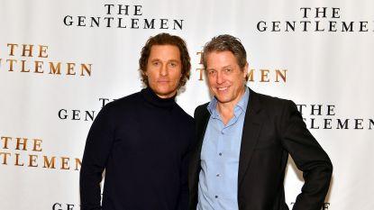 Schattig: moeder Matthew McConaughey gaat op date met vader Hugh Grant