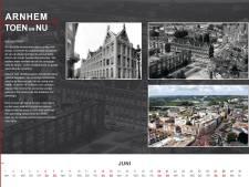 Ernemmers luiden 2020 in met kalender van opgeofferd Arnhem