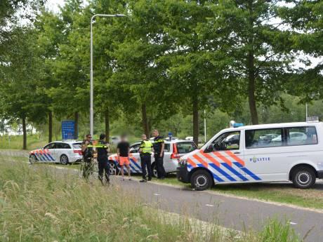 Persoon buiten bewustzijn geslagen in vechtpartij Reeuwijk, politie grijpt in