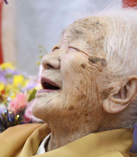 Oudste vrouw ter wereld (117) pakt nieuw record: nu ook oudste Japanse ooit