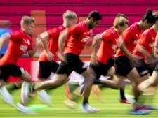PSV is halverwege de voorbereiding nog grotendeels 'under construction'