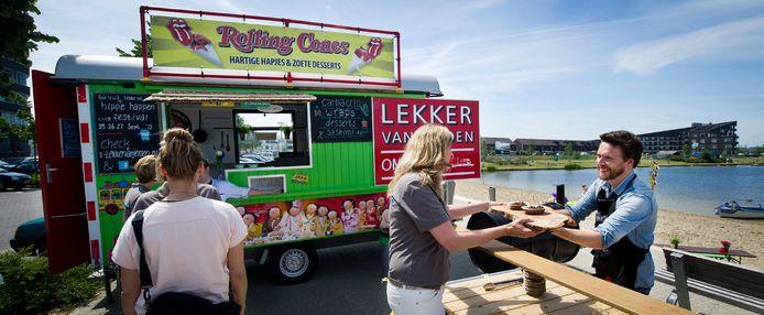 IPTCBron  roy lazet  Rosmalen;nl;25062015Foodtrucks voor Hippe Happen Festivalroy lazet ;sale
