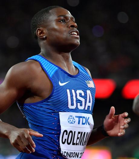 Greene denkt dat Coleman nog sneller kan