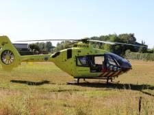 Ernstig ongeval in Haaksbergen, doorgaande weg Zwarte Cross weer vrijgegeven