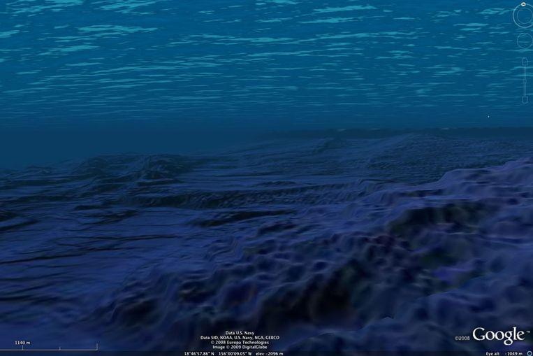 Google Ocean (Google) Beeld