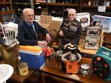 Teus (93) en Nico (92) kunnen eigenlijk niet zonder. Maar het is mooi geweest