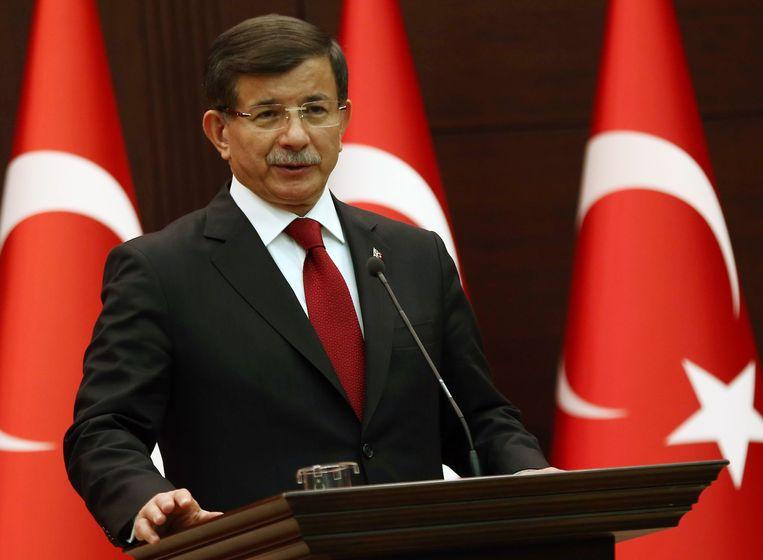Huidig premier Ahmet Davutoglu stapt op na meningsverschillen met president Erdogan.
