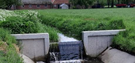 Vechtstromen houdt water in Vasse langer vast
