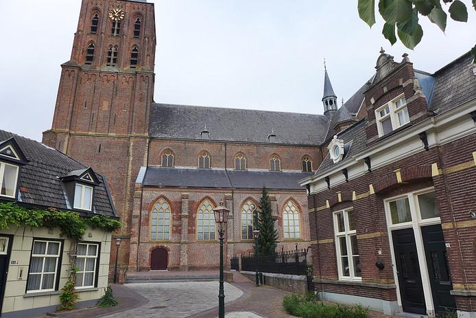 Sint Petruskerk in Boxtel.