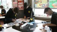 Kids kunnen 10 woensdagen proeven van techniek in Bernardustechnicum Oudenaarde