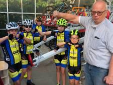 Strop voor wielervereniging Zuidwesthoek: 22 fietsen gestolen