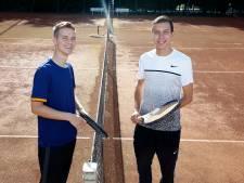 De broers Bram en Gijs Donze: competitieknaller en toernooitopper