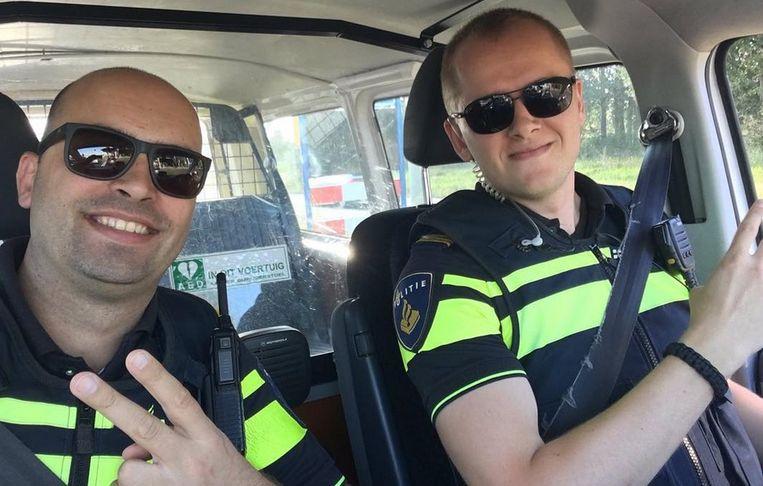 Agenten Hendrik en Max