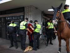 Demonstraties in Eindhoven: geen tegenstanders van Zwarte Piet, drie aanhoudingen verricht