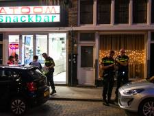 Snackbar Rietdijk voor tweede keer in week overvallen, verdachte aangehouden