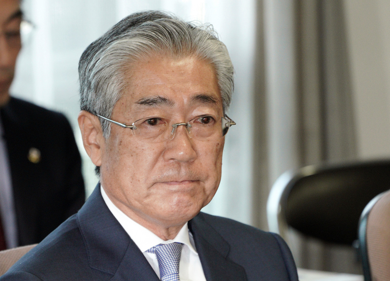 Tsunekazu Takeda.