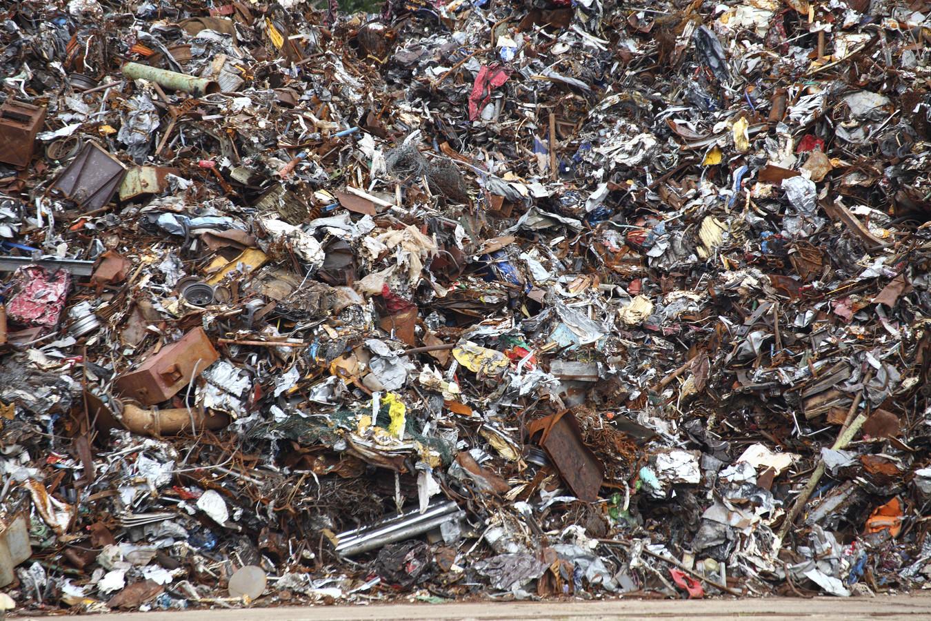 Westerse landen sturen duizenden tonnen afval per jaar naar Aziatische landen