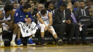Golden State zonder Curry in eerste ronde play-offs