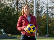 Diana Boogaard eerste vrouwelijke scheidsrechter in Korfbal League: 'Ik moest me dubbel bewijzen'