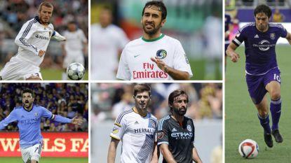 Ibrahimovic wil furore maken in MLS, maar welke vedetten trokken nog naar Amerika?