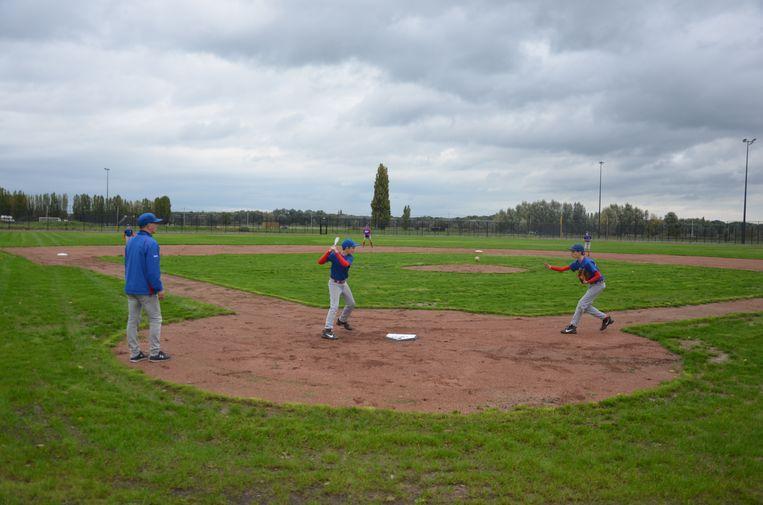Baseball- en softballclub Knights.