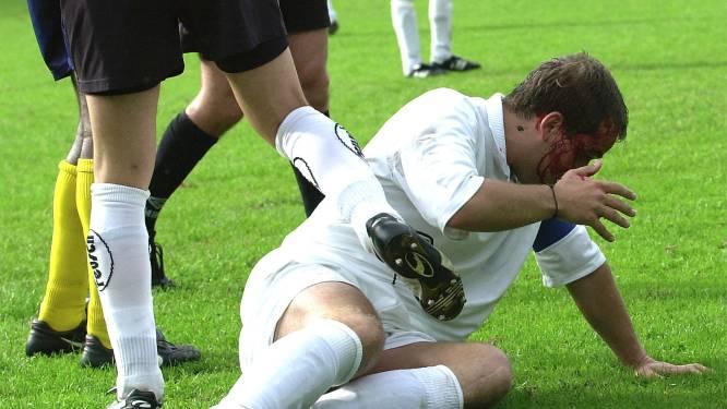 Werkstraf en boete voor kopstoot tijdens voetbalwedstrijd