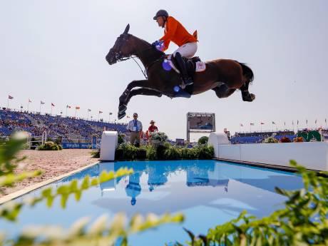 Houtzager en Schuttert met Nederland naar teamfinale