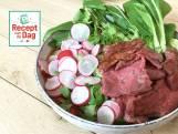 Recept van de dag: Noedelsoep met gemarineerde biefstuk