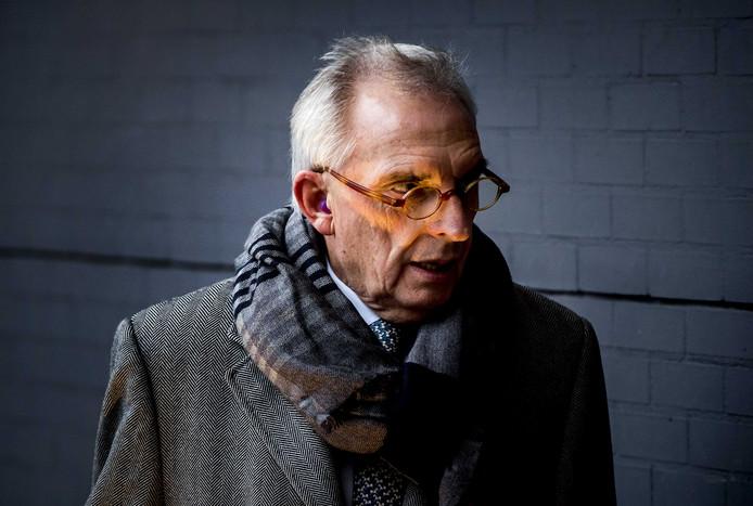 De voormalige Roermondse wethouder Jos van Rey.