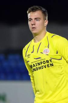 Jong PSV-keeper Youri Roulaux koerst op toekomst in Keuken Kampioen Divisie