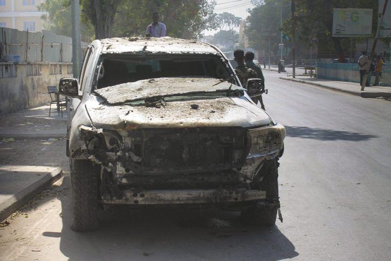 Bij de aanslag kwamen zeker 25 mensen om.