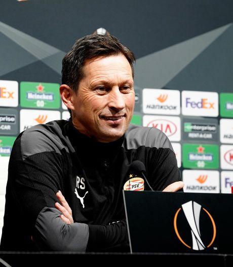 Roger Schmidt laat de krant ook in aanloop naar Granada-uit dicht: 'Ik moet goed voor onze spelers zorgen'