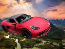 Ook Porsche wil de lucht in
