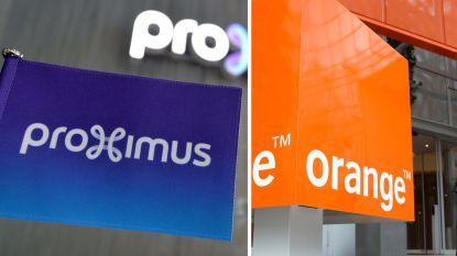 Proximus en Orange slaan handen in elkaar voor mobiel toegangsnetwerk