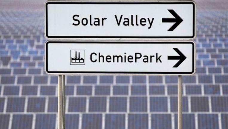 Schone energie zorgt al voor 1,4 miljoen banen in Duitsland. Beeld Epa