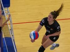 Regio Zwolle Volleybal vermorzelt rivaal na dramatische opening