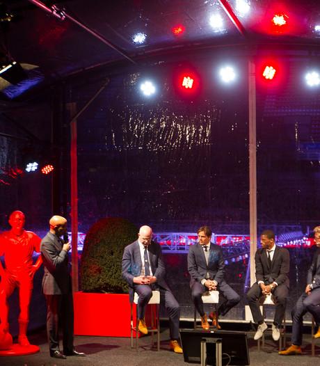 PSV presenteert Romero tijdens interactieve nieuwjaarsreceptie