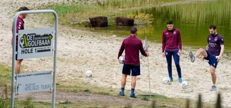 Willem II houdt optie Georgios Strezos open