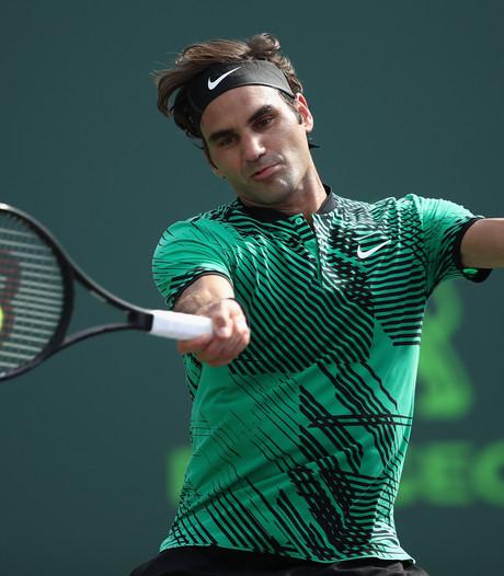 Federer naar laatste vier na thriller tegen Berdych