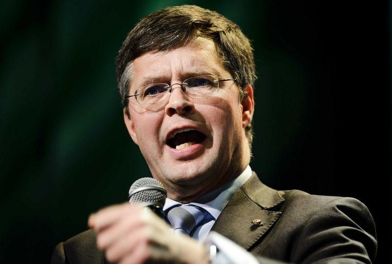 Jan Peter Balkenende. Beeld null