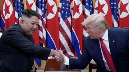 Trump feliciteert Noord-Koreaanse leider met zijn verjaardag