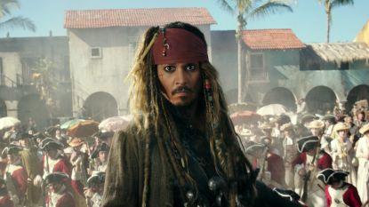 """De volgende 'Pirates of the Caribbean'-film zal zonder Johnny Depp zijn: """"We zoeken een nieuwe energie"""""""