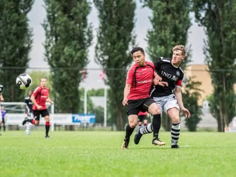 AVW'66 en SML maken potje van halve finale Arnhem Cup