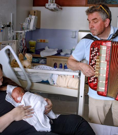 Muziek steeds belangrijker voor ziekenhuis: 'patiënt herstelt eerder'