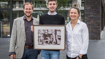 Jaimie Deblieck wint Persprijs 2018