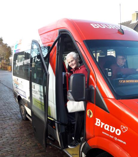 Met de buurtbus van Rijen naar de sirtaki in Molenschot