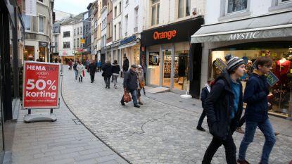 """Heeft Halle nog een toekomst als winkelstad? """"Troeven zijn er, maar zelfs met veertigduizend inwoners blijft leegstand een uitdaging"""""""