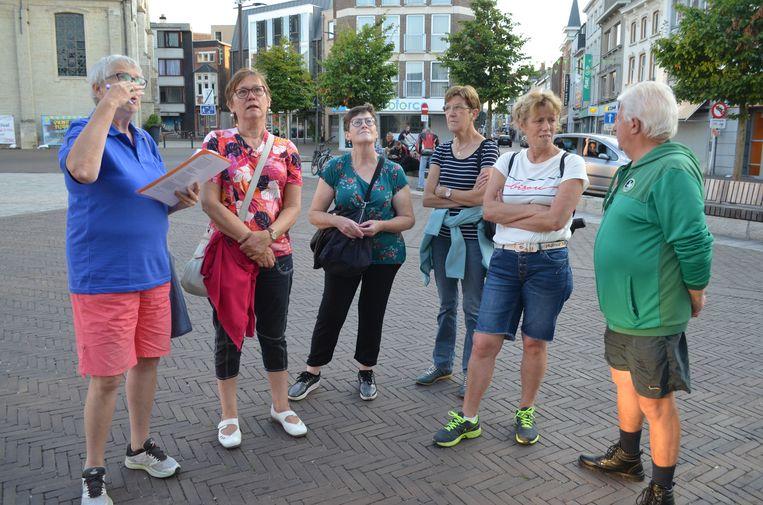 Stadswandeling door Zottegem.