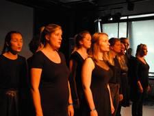 Stemtrillingen komen 'van binnenuit' bij Den Bosch Goes A Cappella